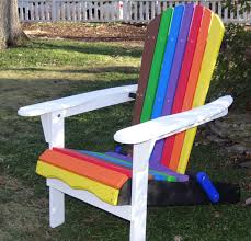 Adirondack Chair Colors Hand Painted Adirondack Chairs Google Search Home Decor