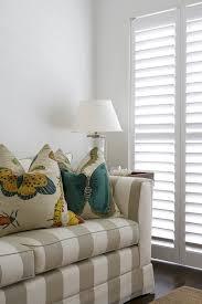 Striped Sofas Living Room Furniture Striped Sofa Cottage Living Room Denai Kulcsar Interiors