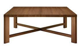 Wooden Square Dining Table Contemporary Dining Table Wooden Rectangular Zeus By Vincent