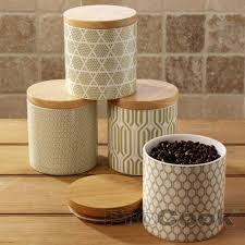 ceramic canisters for the kitchen ceramic canister by pass bread bins jars canisters from
