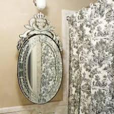 Oval Mirrors For Bathroom Photos Hgtv