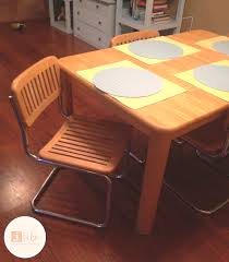 craigslist catch mid century dining set jamie u0027s home blog
