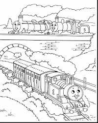 incredible thomas train coloring pages thomas train