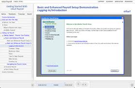 payroll tutorial quickbooks online quickbooks payroll newsletter