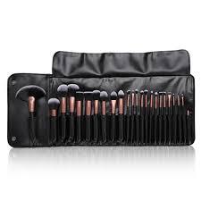 ovonni professional 24pcs superior cosmetic makeup brush tools kit