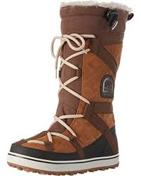 womens sorel boots for sale get the deal sorel s glacy explorer boot tobacco 8 5