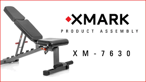 xmark fitness xm 7630 product assembly how to assemble your