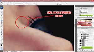membuat garis 3d di photoshop tutorial lengkap membuat kartun vektor dengan photoshop linearting