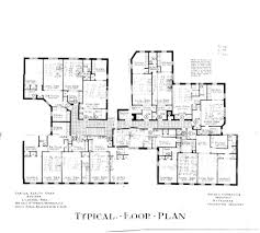 Public Floor Plans by 95 Lexington Ave