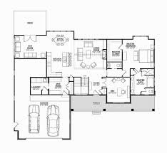 walkout ranch house plans 55 ranch house plans with walkout basement house plans with