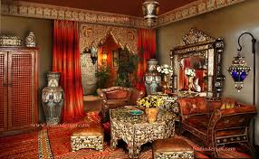 Moroccan Home Furniture Mediterranean Living Room Los - Moroccan living room furniture