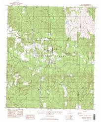 Map Of Hattiesburg Ms Brooklyn Topographic Map Ms Usgs Topo Quad 31089a2