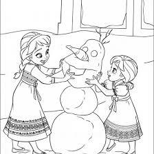 color disney frozen coloring pages kids1 coloring frozen