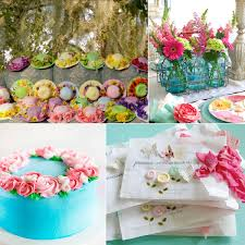 planning a garden themed birthday party fiftyflowers the blog