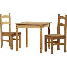 Pine Dining Room Sets Chair Obj Mode Dining Set Corona Chairs Room Table And