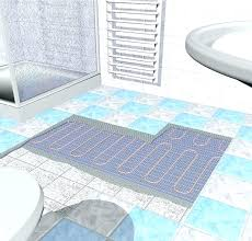 Heated Bathroom Rug Wonderful Heated Floor Mat Photo 4 Of 4 Heated Floor Mat