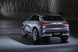 infiniti fx50 2016 infiniti qx sport concept inspires successor to qx70 luxury crossover