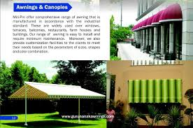 Century Awning Industrial Mp Residential Dutch Awnings Residential Dutch Awnings