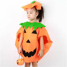 Pumpkin Halloween Costume Aliexpress Com Buy Halloween Child Masquerade Costume Children