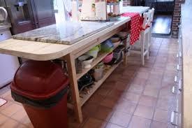 idées pour la cuisine transformer une console en ilot la