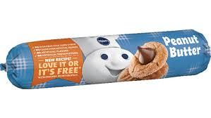 pillsbury peanut butter refrigerated cookies pillsbury