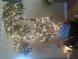 when i move to florida i will have a palm tree christmas tree with