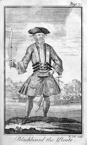 Blackbeards Flag Blackbeard Wikipedia