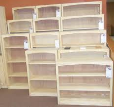 Terraria Bookcase New Bare Wood Bookcase 60 For Ameriwood Glass Door Bookcase With