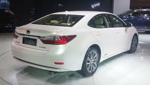 used car lexus es 300h file lexus es xv60 300h facelift 05 auto shanghai 2015 04 22
