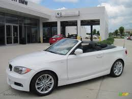 2009 bmw 128i convertible for sale 2011 bmw 1 series 128i convertible in alpine white m80960 auto