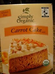 simply organic carrot cake misterbelly com
