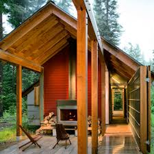 modern cabin design u0026 more award winning homes sunset