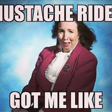 Mustache Ride Meme - images about cardboardarmorcomedy tag on instagram