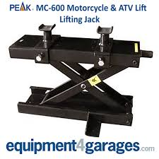 motorcycle jack peak motorcycle lifting jack