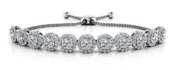 bracelet diamond images Build your own diamond bracelets from a large selection jpg