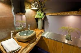 Modern Vanities For Bathrooms - a natural treat live edge vanity top redefines modern bathrooms