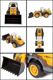 wheeled front end heavy loader 1 20 rtr electric rc construction