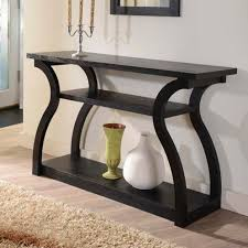 nice modern console table how to build modern console table