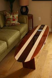 Surfboard Coffee Table Agreeable Surfboard Coffee Tables Also Home Designing Inspiration