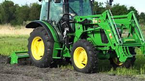 john deere 5e series tractors youtube