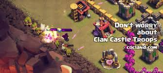 clash of clans all troops some tips for luring clan troops clash of clans land