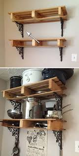 Wood Shelves Design by Best 25 Wooden Wall Shelves Ideas On Pinterest Wood Wall Wood