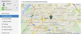 find location of phone number on map top 4 methods to find lost stolen android phone easily