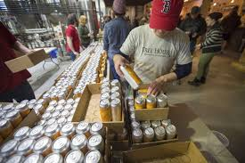 How Much To Build A House In Ma At Tree House Brewing Beer Lovers Are Willing To Wait Hours