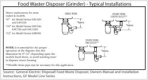 installing a garbage disposal in a single drain sink water leaking from under disposal installing new disposal plumbing