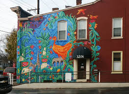 all murals artworks cincinnati natural migration