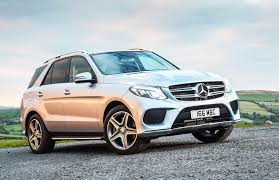 suv mercedes benz gle 350d suv 4matic amg line road test