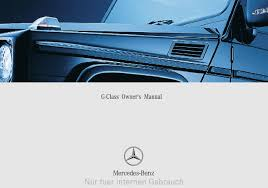 mercedes g 463 manual usa by canada g issuu