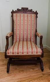 Kissing Chairs Antiques Victorian Arm Chair Cottoneauctions Com Antiques U0026 Silverware