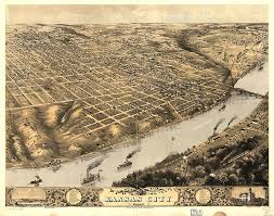 Map Of Missouri Cities Photos Kansas City U0027s Bridges Tell A Story Of Creation And